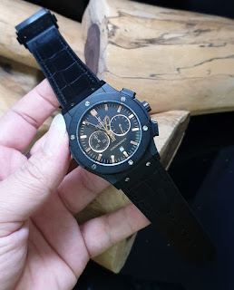 Jam Tangan Hublot Big Bang chronograph Kw Super