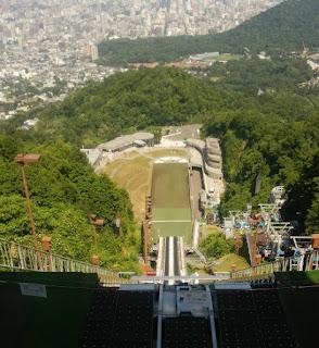 札幌・大倉山シャンツェ