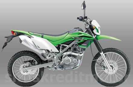 Kawasaki New KLX 150