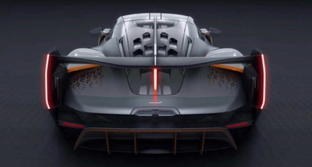 Leaked McLaren's Next Extreme Hypercar Looks ... - CarBuzz