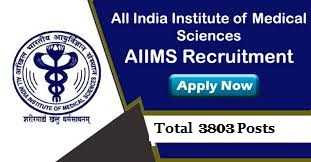 AIIMS Recruitment for 3803 Nursing Officer Posts Apply Online Check Eligibility Exam Date and Other Get Details @aiimsexams.org /2020/08/AIIMS-Recruitment-for-3803-Nursing-Officer-Posts-Apply-Online-Check-Eligibility-Exam-Date-and-Other-Get-Details-aiimsexams.org.html