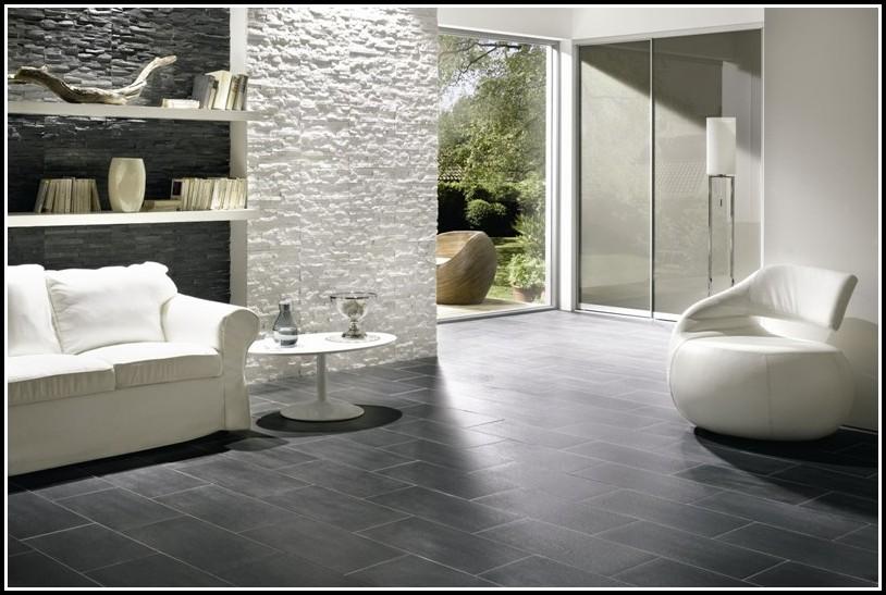 Schöne Fliesen Fürs Wohnzimmer - Ideen Modernen Minimalistischen Hause Fliesenboden Modern Wohnzimmer