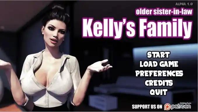 Kellys Family Older sister in law APK v3.0 Android Game Download