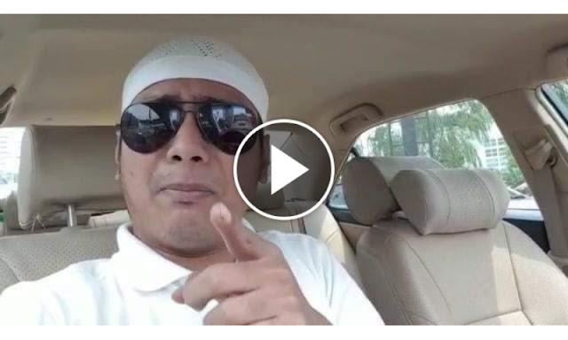Habib Alwi bin Muhammad Al Atthos: Abu Janda, Saya akan Cari Anda Sampai Lubang Kecebong