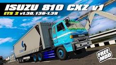 Mod Truck Isuzu 810 CXZ ETS2