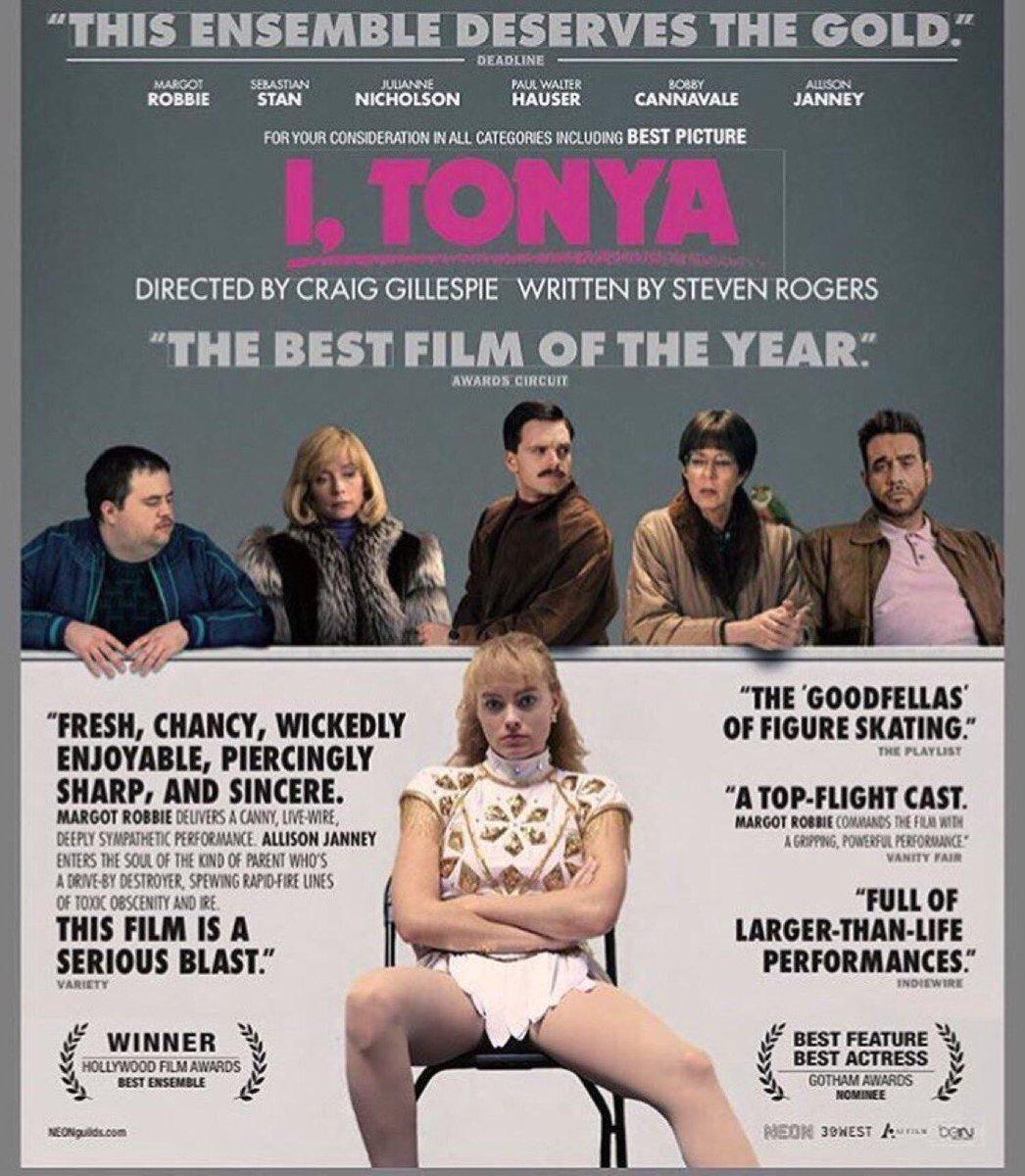 Adam Howard Has Too Many Movies To Watch I Tonya Is A Wonderfully