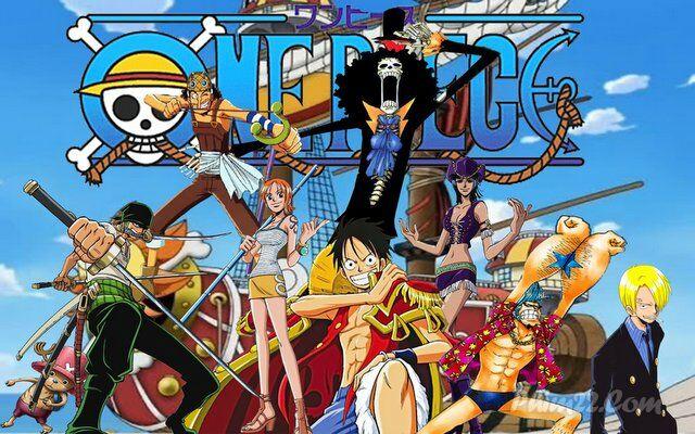 One Piece - Vua Hải Tặc - 260 tập