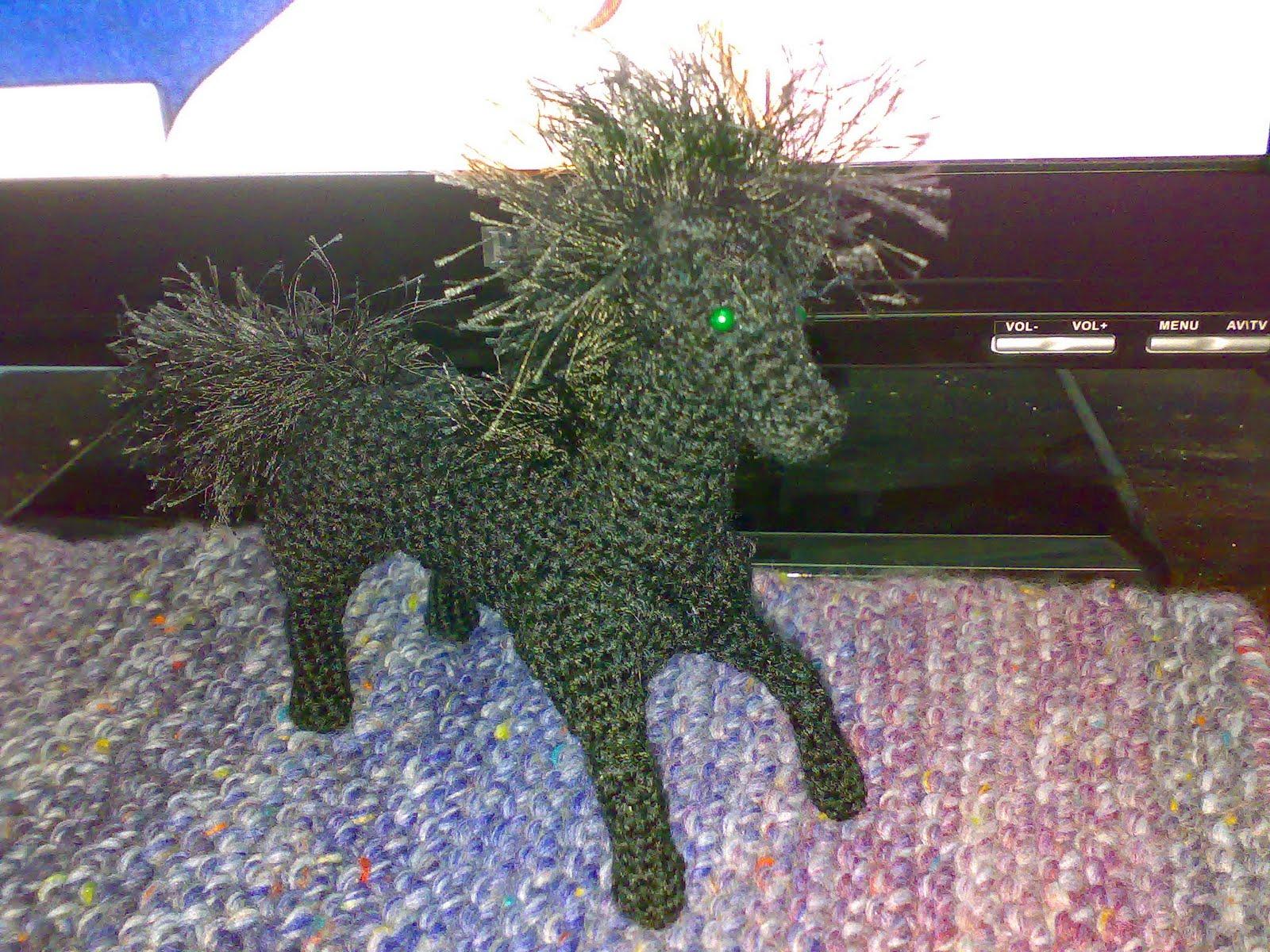 PDF pattern Flicka the Horse English pdf crochet pattern | Etsy | 1200x1600