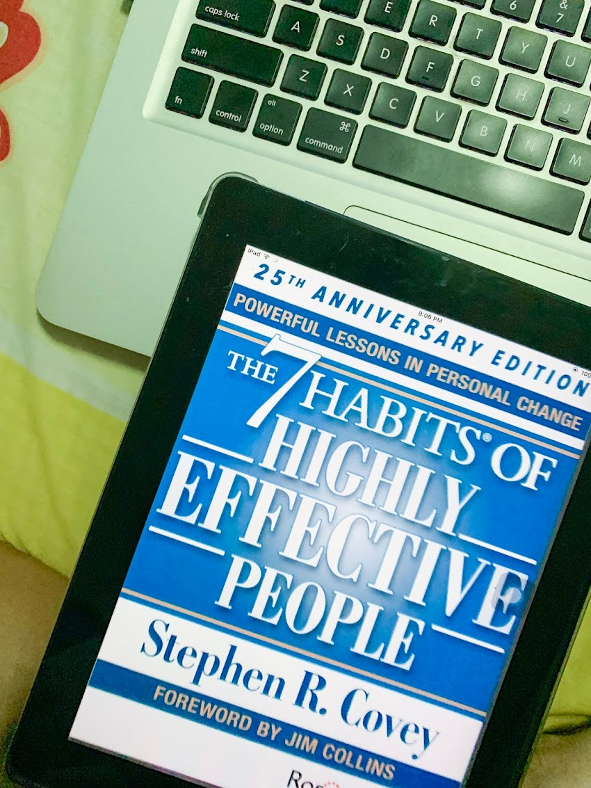 Book Review: 7 Habits of Highly Effective People