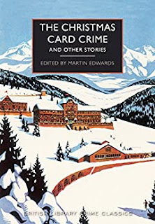 The Christmas Card Crime is a  collection of short crime stories