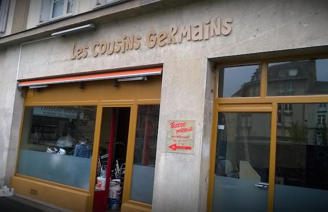 « Les Cousins Germains » - Un nouveau restaurant sur la place Saint-Germain à Rennes