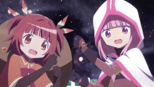 Nonton Streaming Magia Record: Mahou Shoujo Madoka☆Magica Gaiden Episode 2 Subtitle Indonesia