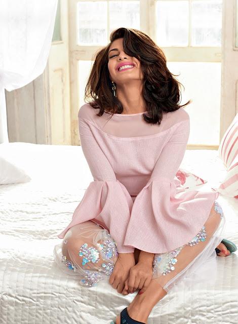 Jacqueline Fernandez Cosmopolitan India Photoshoot