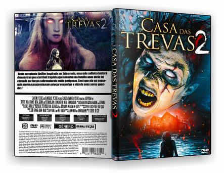 CAPA DVD – CASA DAS TREVAS 2 – 2019 – ISO