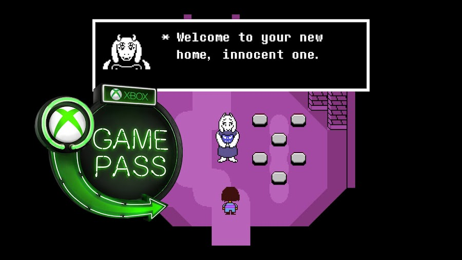 xbox game pass 2019 undertale xb1