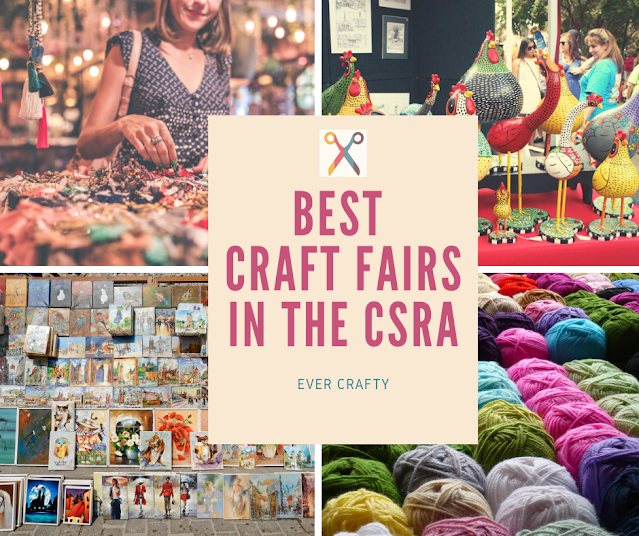 Best Craft Fairs in the CSRA