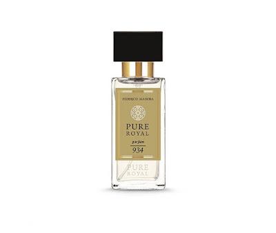 Деликатный Сладкий Цветочный Парфюм Унисекс FM 934 PURE Royal Купить в Интернете FM lõhnad naistele FM smaržas internetā no ārzemēm
