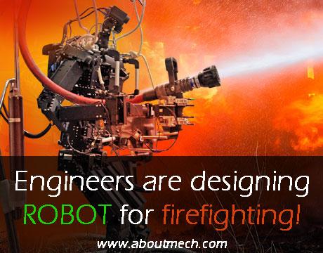 机器人作为消防员