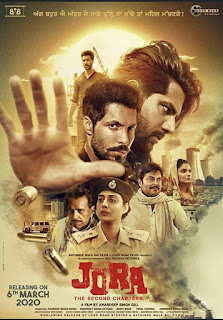 Jora The Second Chapter (2020) Full Movie Download Punjabi 480p 720p PreDVDRip