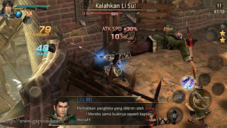 Download Dynasty Warriors: Unleashed (Unreleased) v0.3.67.26 Apk