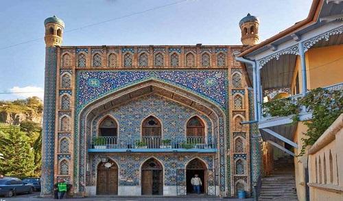 مسجد جامع تفليس