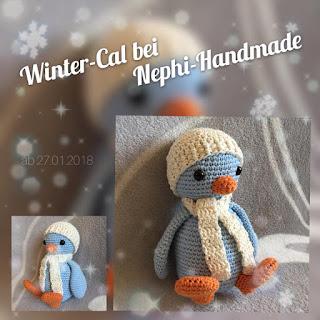 Nephi-Handmade Winter-CAL, crochet along