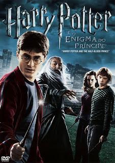 Capa filme Harry Potter e o Enigma do Príncipe Grátis