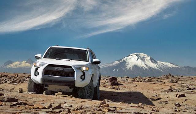 2016 Toyota 4Runner TRD Pro Release Date