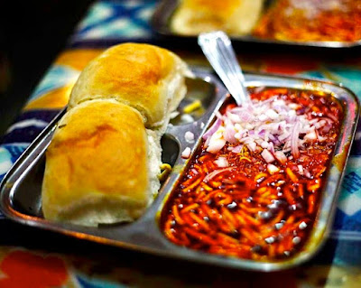 The Famous Misal Pav of Mumbai