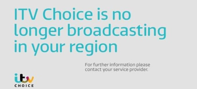 ITV pulls pay TV channel from multiple countries