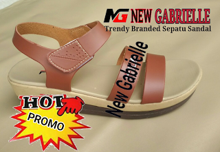 NewGabrielle sepatu sandal baru