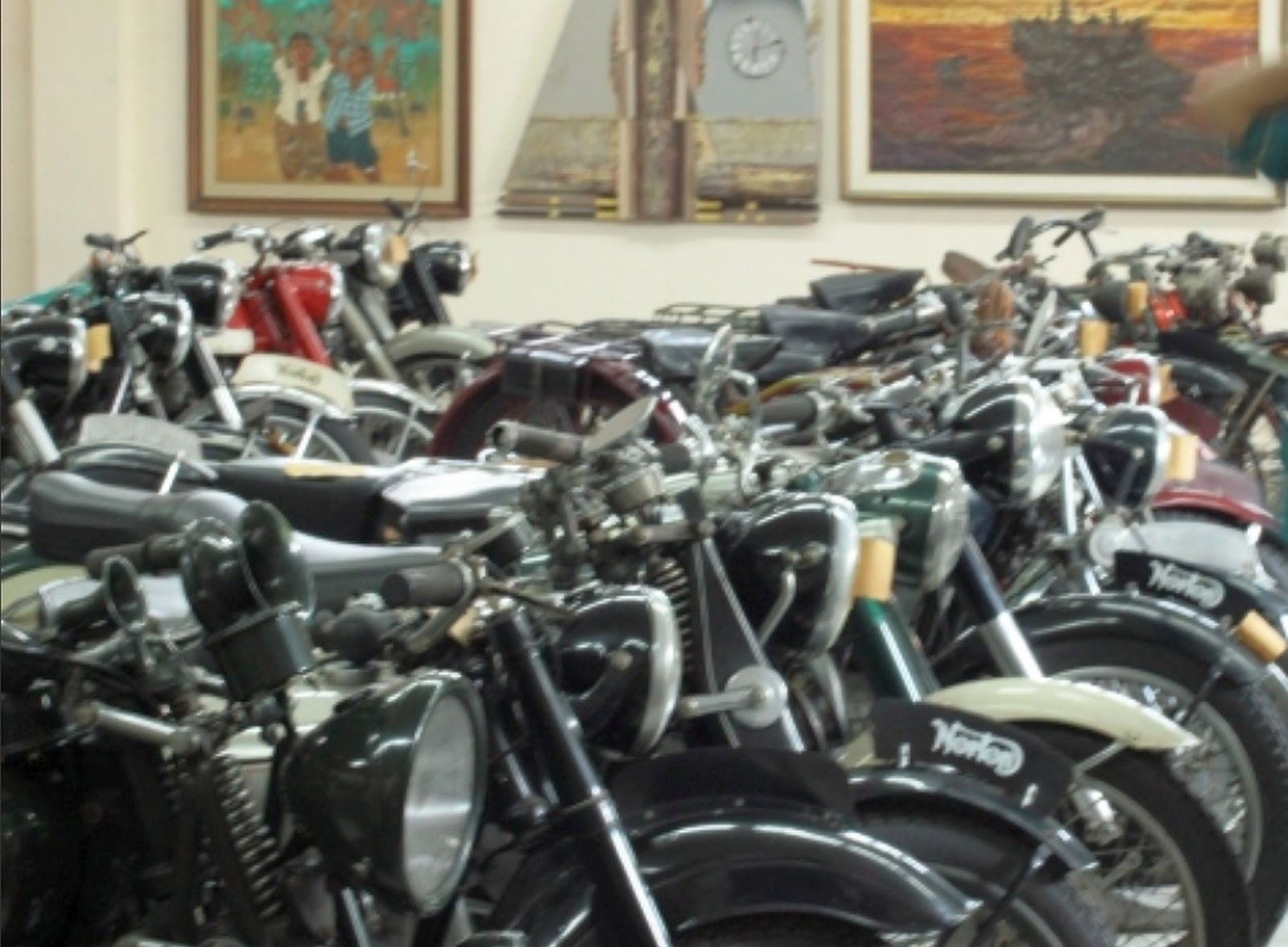 Bmw Antique Motorcycle Oldsmotorcycles Twin Bikes
