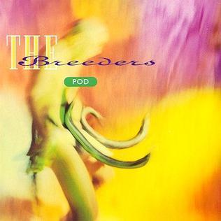 Portada del Álbum - POD por THE BREEDERS