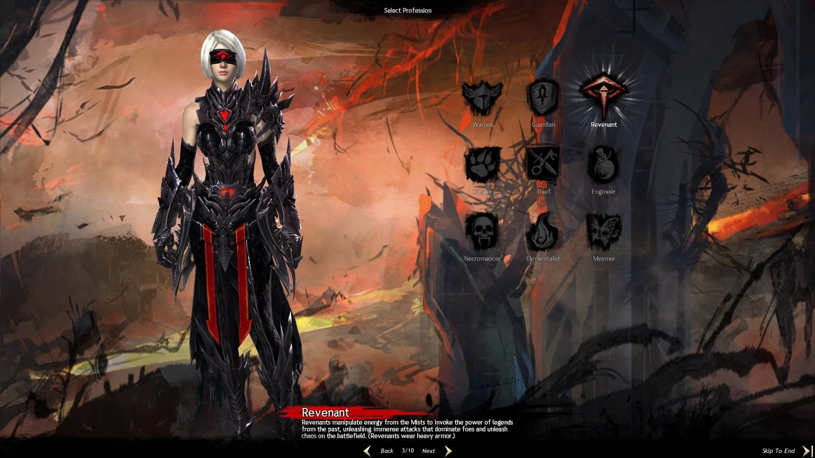 Inventory Full: Here Comes The New Class    : GW2