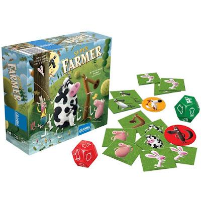 super farmer, planszówki, gry planszowe, gry, czas we dwoje, jessień w domu