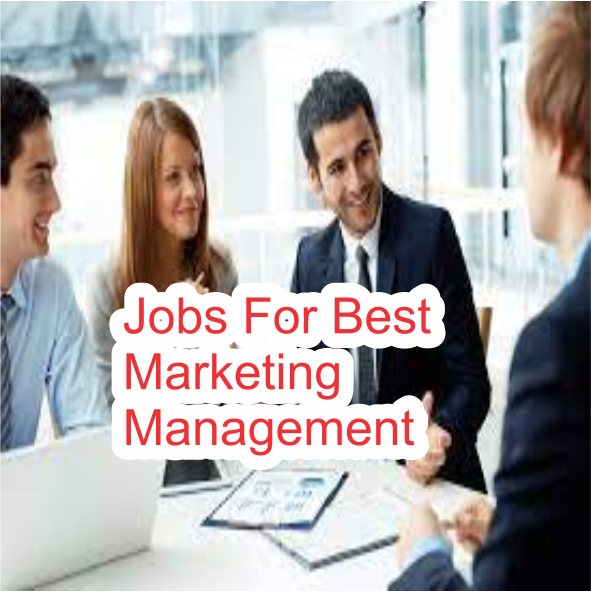 Jobs With Management Promising job prospects