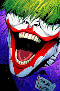 Batman - Joker Cover