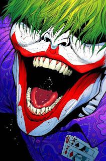 Batman - Joker Cover