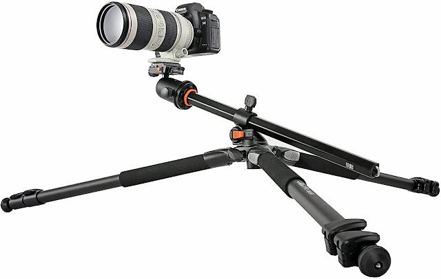 trípode-para-cámara-mirrorless