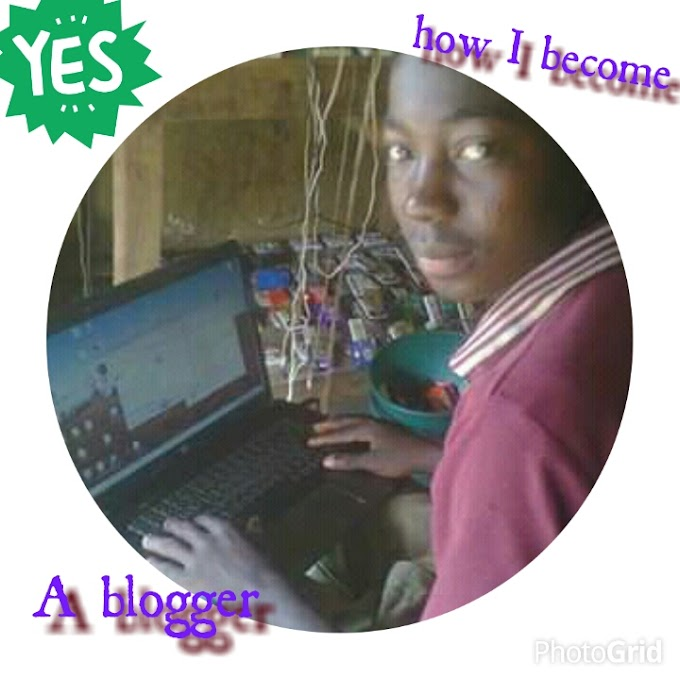 How I become successful blogger