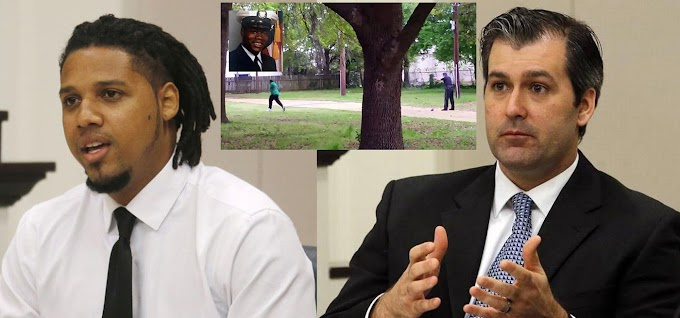 Video grabado por barbero dominicano llevó a sentencia de 20 años contra policía que asesinó civil en Carolina del Sur