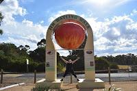 Australian BIG Things | Tallong BIG Apple