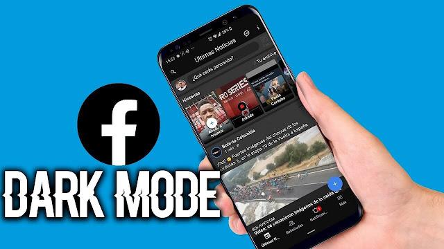 أحصل قبل الجميع على تطبيق فيسبوك الجديد بالوضع المظلم والشبيه لفيسبوك آيفون