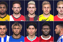 New Facepack Update Vol.2 #12-10-2020 - PES 2017