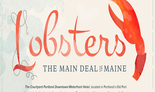 Lobsters: The Main Deal In Maine