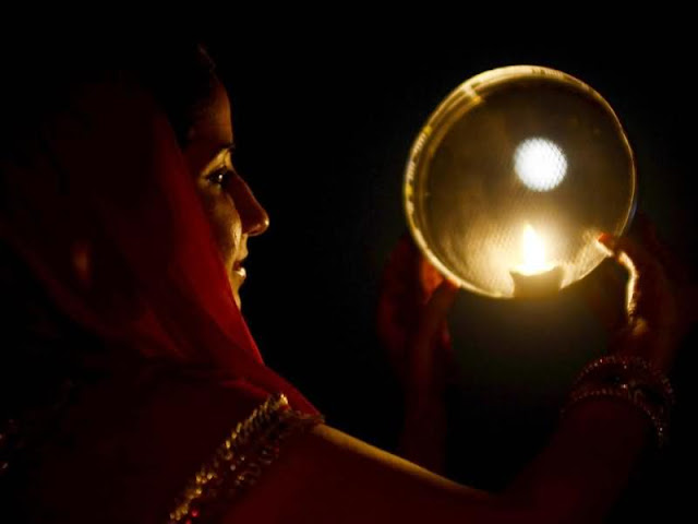 Wallpapers of Karwa Chauth
