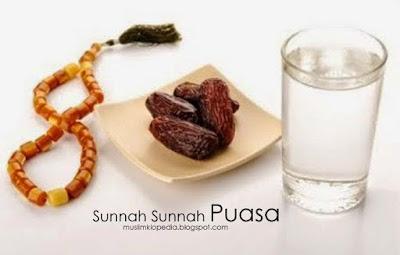 Sunnah Sunnah Puasa Ramadhan yang Dianjurkan