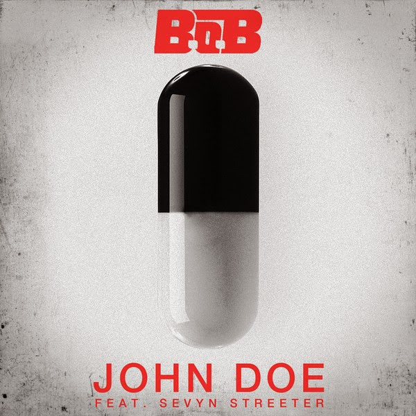 B.o.B - John Doe (feat. Sevyn Streeter) - Single Cover