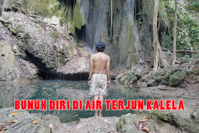 Air Terjun Kalela, Jereweh