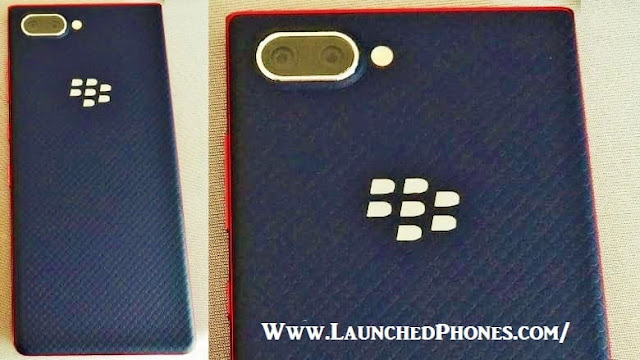 which volition live on launched every bit a visible radiations variant of  BlackBerry Key2 Lite ikon is revealed